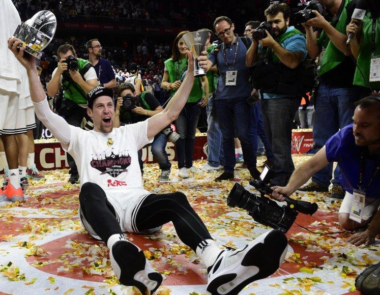 Andresas Nocioni – finalo ketverto MVP