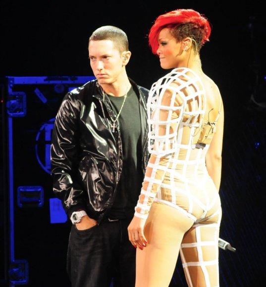 Eminemas ir Rihanna