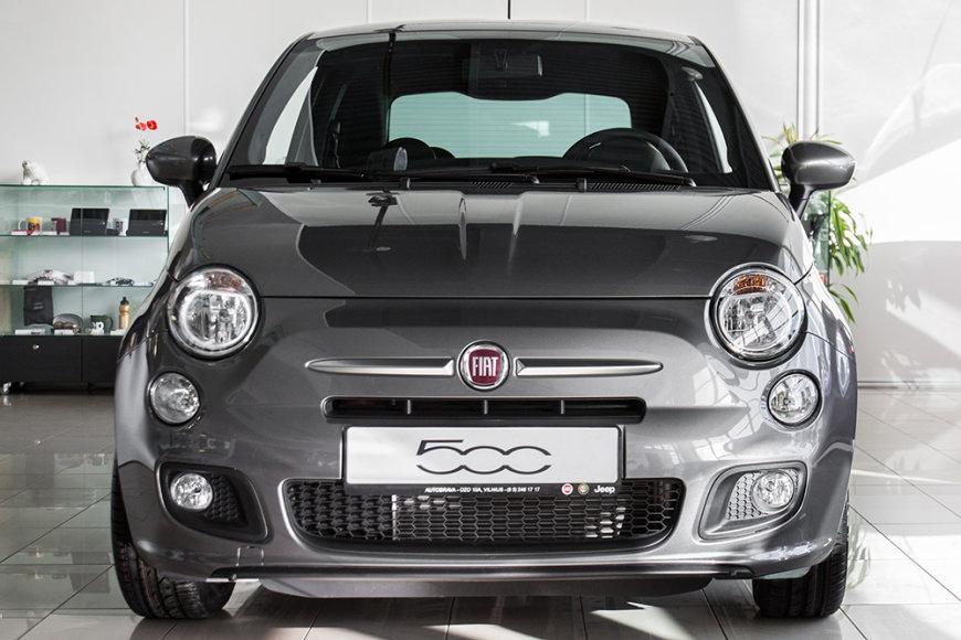 """""""Fiat 500S"""""""