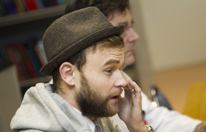 Gydytis į Vilnių atskraidintas Euromaidano kovotojas Rostislavas Melnykas
