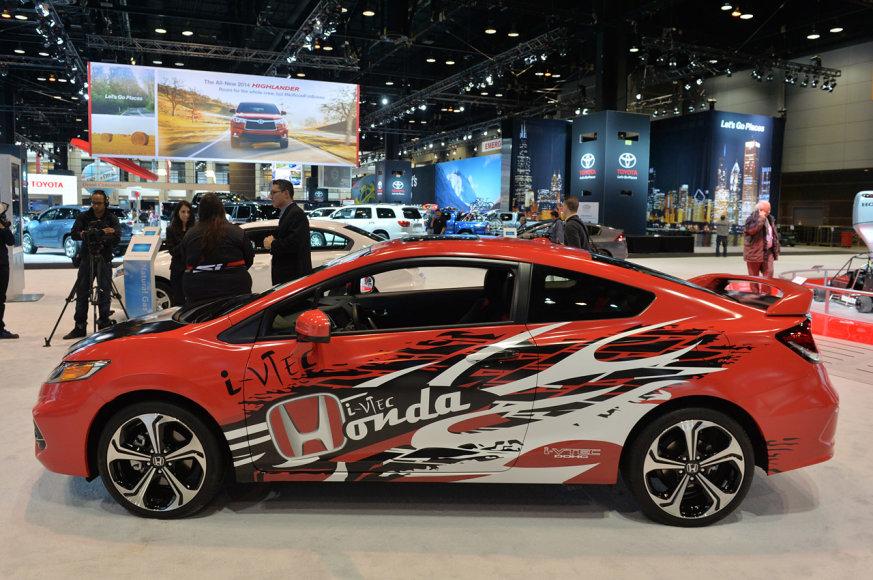 """Honda Civic Si Coupe"""