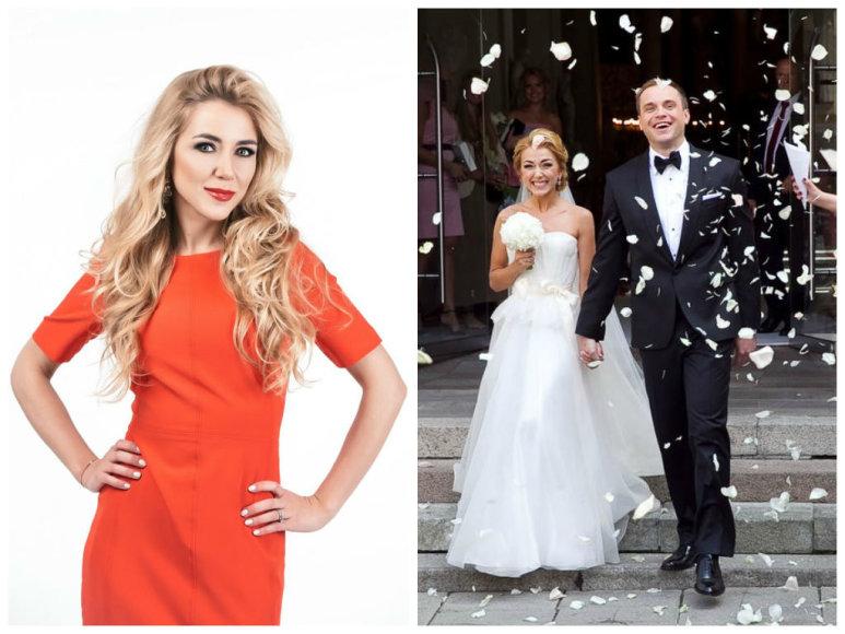 Indrida Kolytė ir Justinas Stašinskas