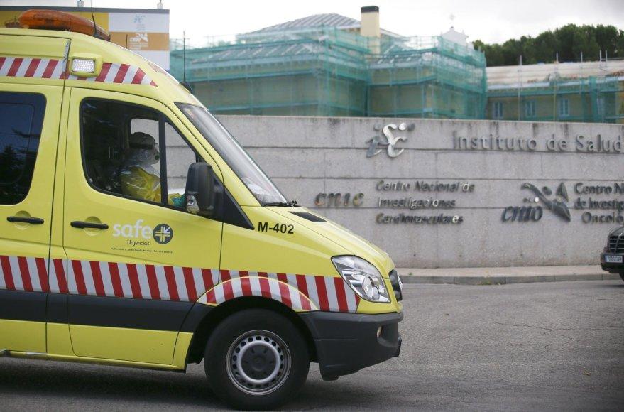 Medikai Ispanijoje