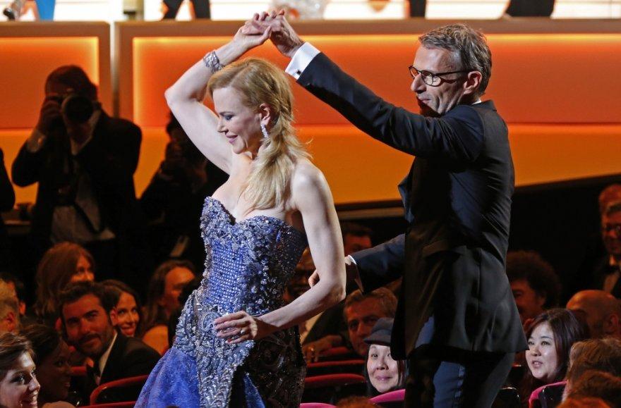 Nicole Kidman ir Lambertas Wilsonas