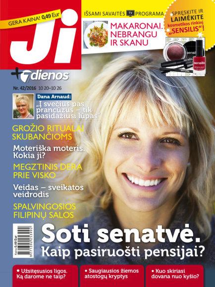 "Žurnalas ""Ji"" (42 nr.)"
