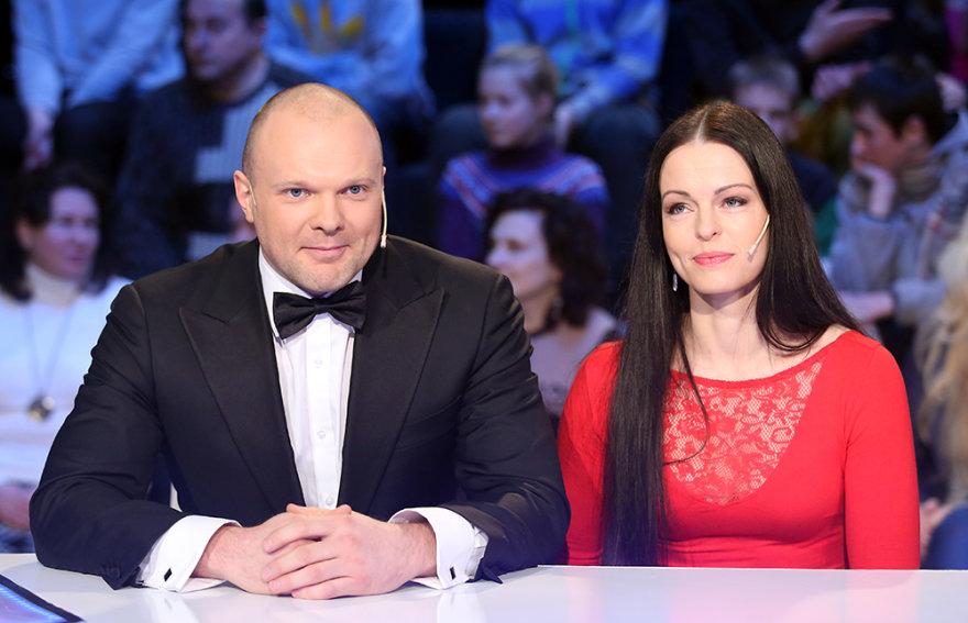 Kristupas ir Jurgita Krivickai