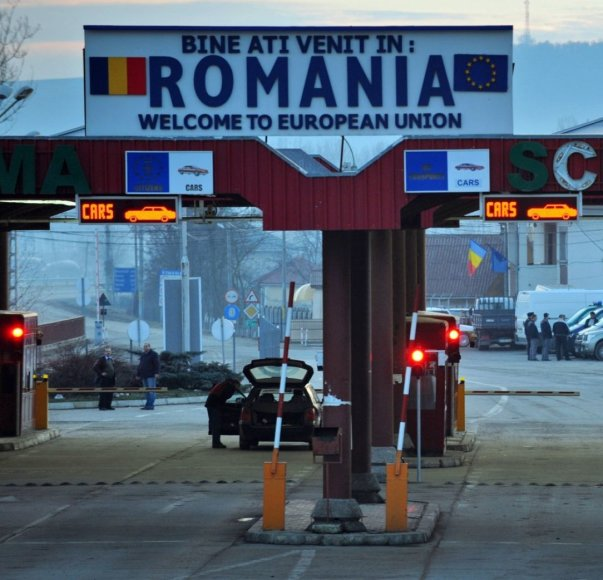 Rumunijos pasienis