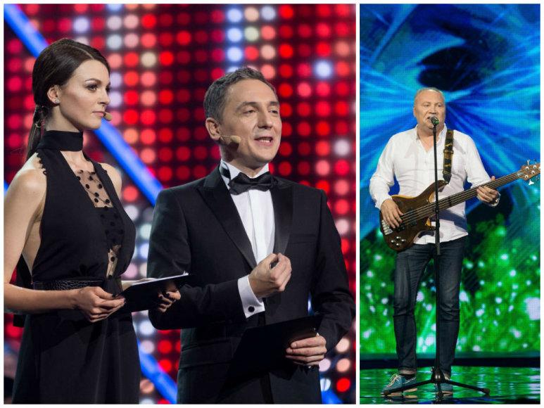 Gerūta Griniūtė, Andrius Rožickas ir Aleksandras Ivanauskas-Fara