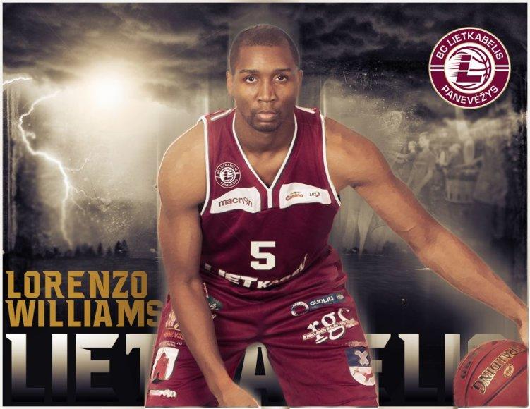 Lorenzo Williamsas