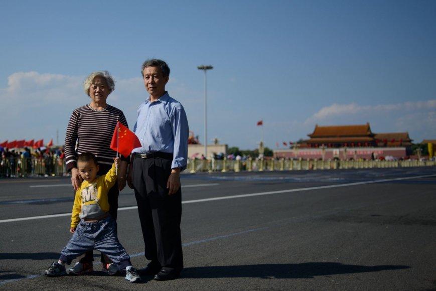 Šeima Kinijoje