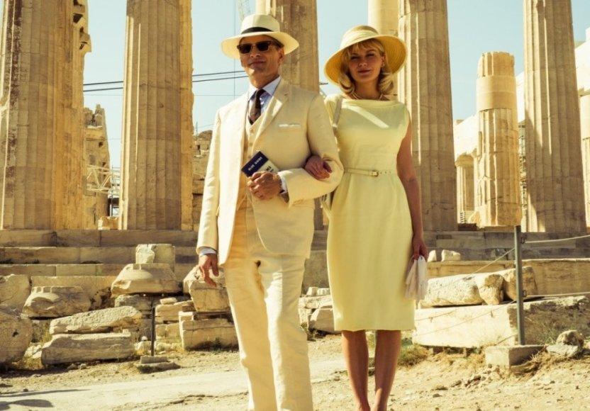 """Kirsten Dunst ir Viggo Mortensenas filme """"Apsimetėlis, sukčius ir dama"""""""
