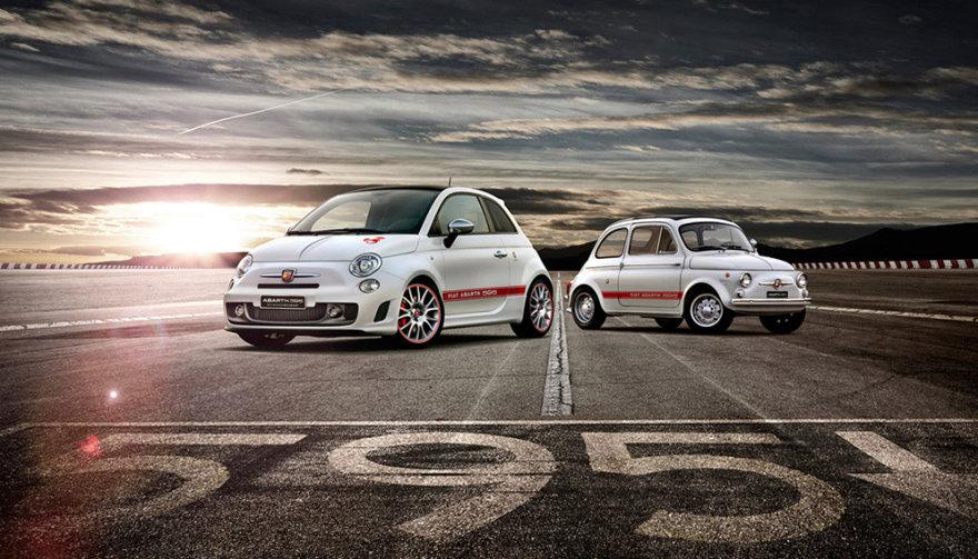 """""""Fiat Abarth 595 50th Anniversary edition"""""""