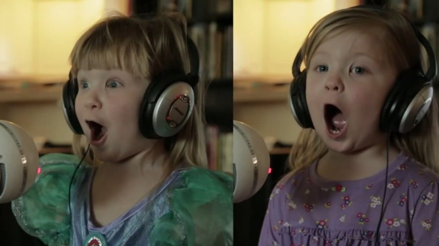 Dvynukės Maddie ir Zoe
