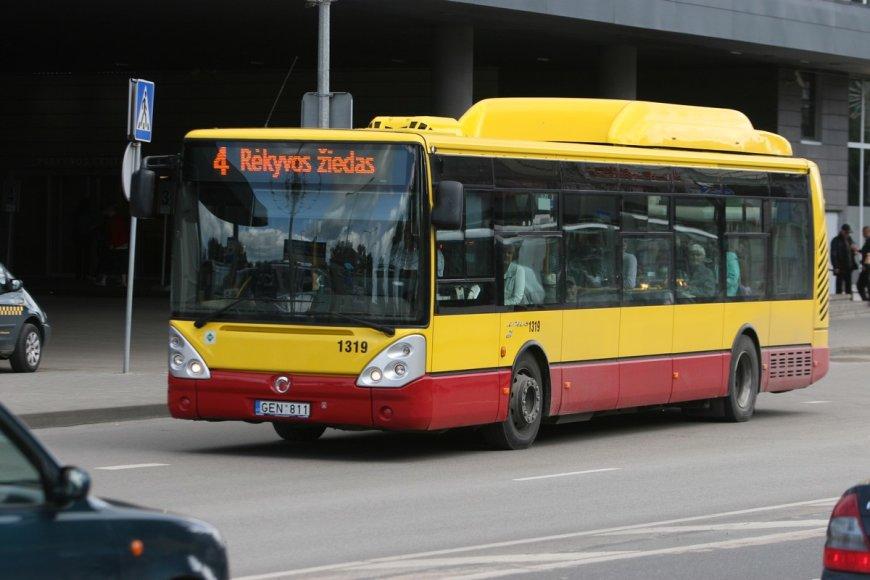 Miesto autobusas