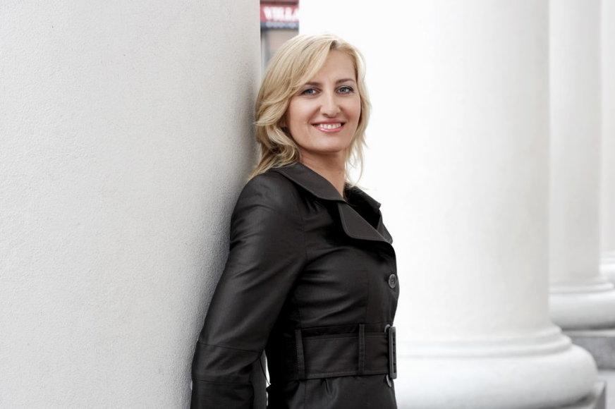 """Baltic Media Alliance"" generalinė direktorė Jolanta Butkevičienė"