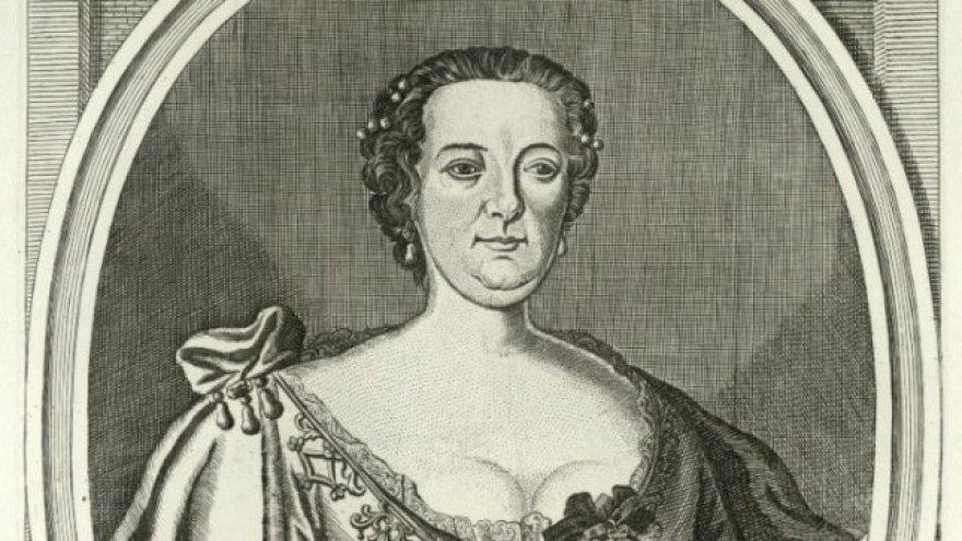 Pranciška Uršulė Radvilienė