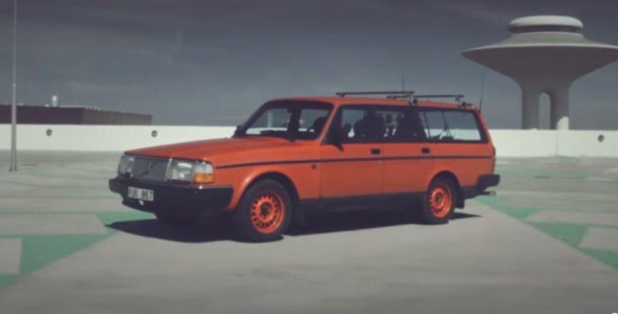 """Volvo"" reklama"