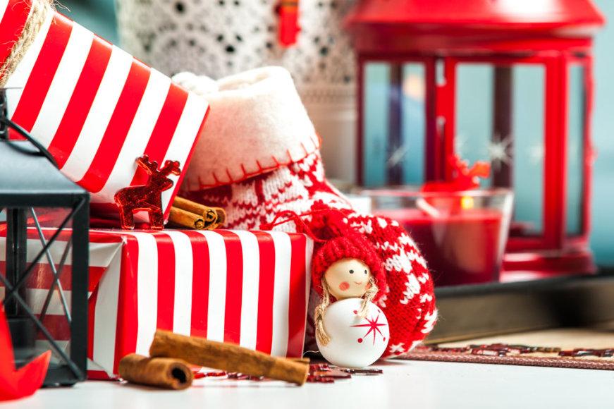 Kalėdų dovanos.