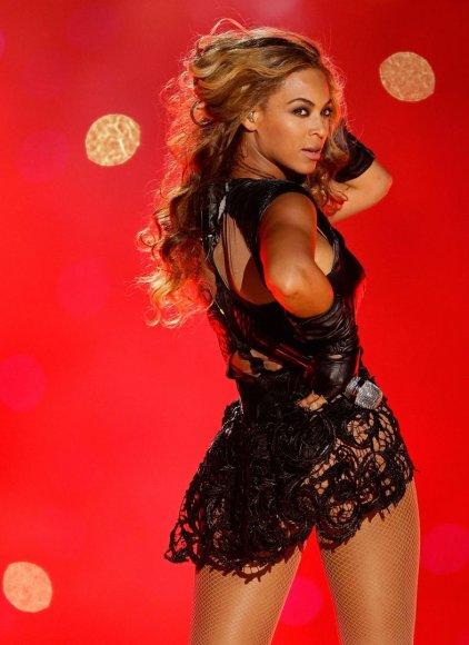 1 vieta – Beyonce