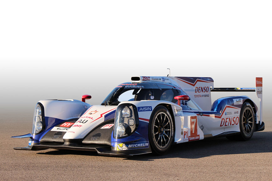 """""""Toyota TS040 LMP1"""""""