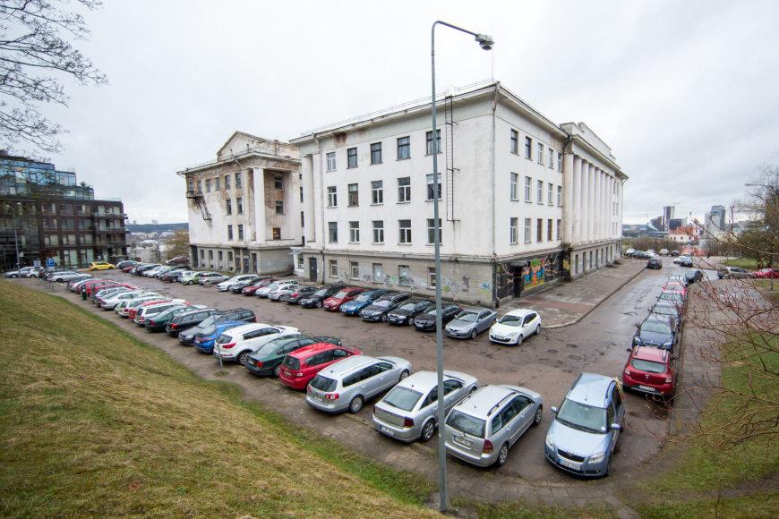 Vilniaus profesinių sąjungų rūmai