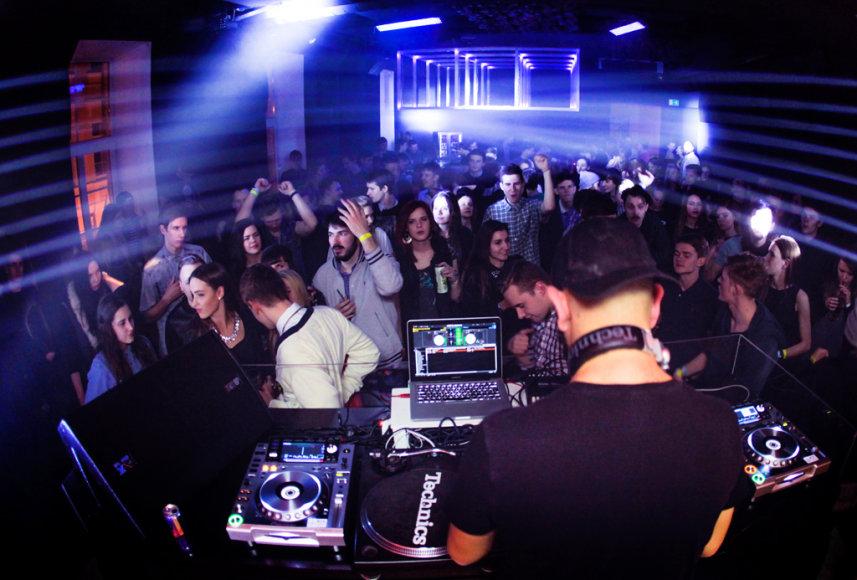 """Red Bull Music Academy"" vakarėlis"