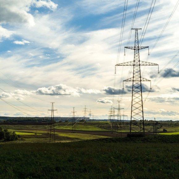 Lietuvos elektros perdavimo tinklas