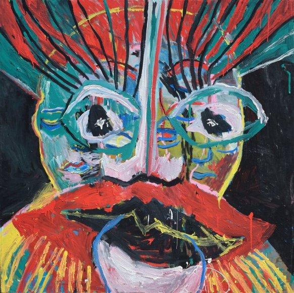"""Abudu """"Pavargau"""" albumo viršelis"""