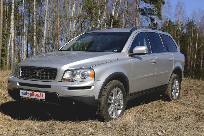 """Naudotas """"Volvo XC90"""""""
