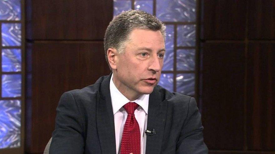 Buvęs Jungtinių Valstijų ambasadorius NATO Kurtas Volkeris