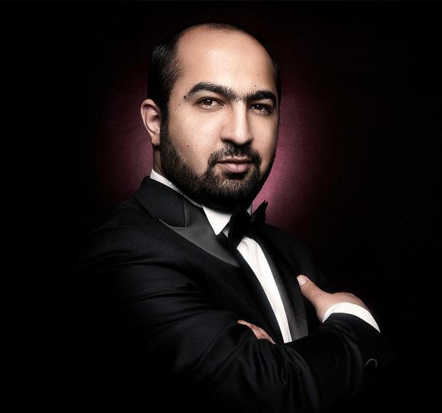 Baritonas Gevorg Hakobyan