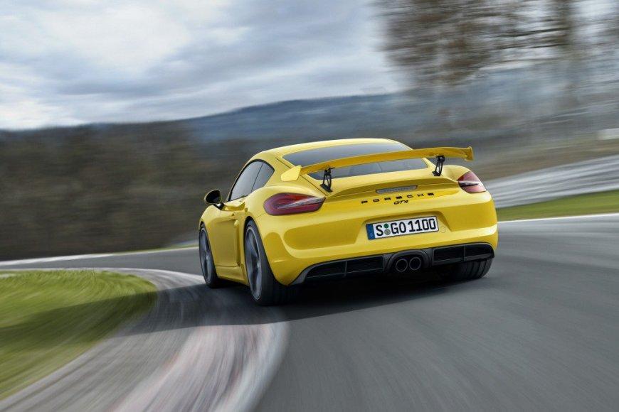"""""""Porsche Cayman GT4"""""""