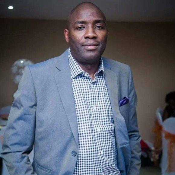 BBC žurnalistas Gbolahanas Peteris Macjobas