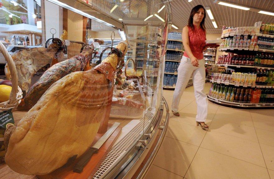 Rusijos sankcijų Vakarams kaina – aukštesnės žemesnės kokybės prekių kainos