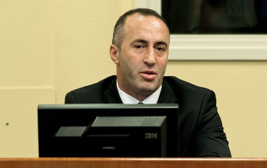 Ramushas Haradinajus