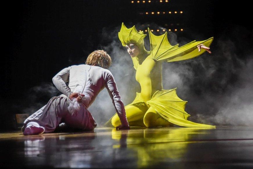 """Cirque du Soleil"" spektaklis ""Varekai"""