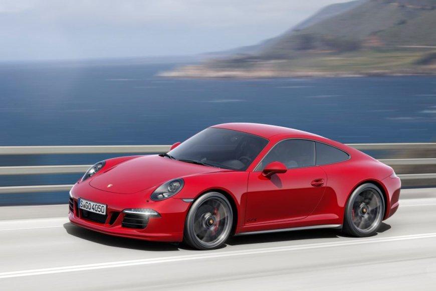 "Atnaujintas ""Porsche 911 Carrera GTS"""