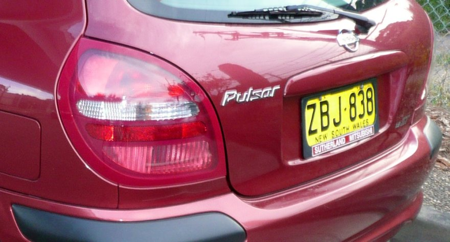 """Nissan Pulsar"""