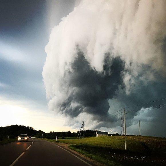 Audros debesys
