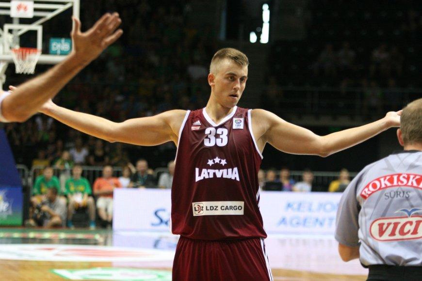 Krepšinis Lietuva – Latvija