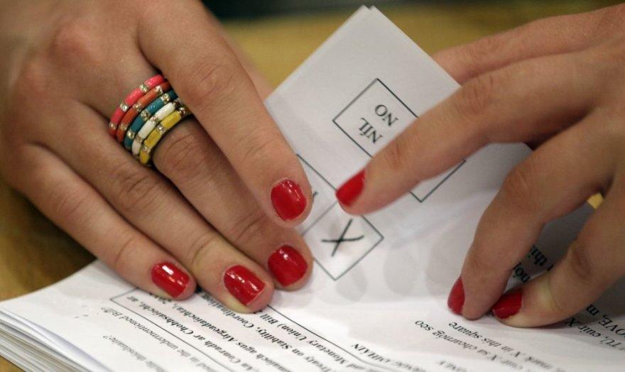 Airiai balsavo už fiskalinės drausmės sutartį.