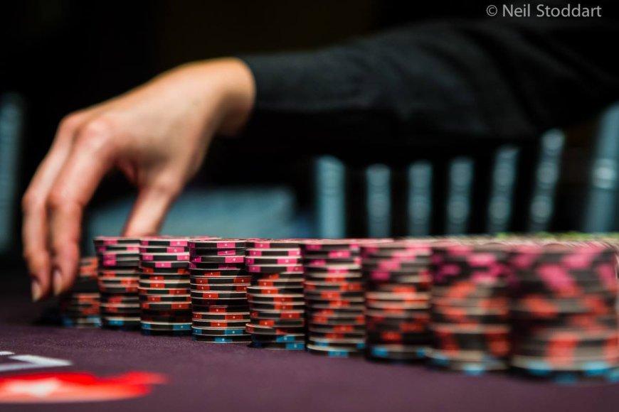Didžiosios Britanijos ir Airijos pokerio turo (UKIPT) žetonai