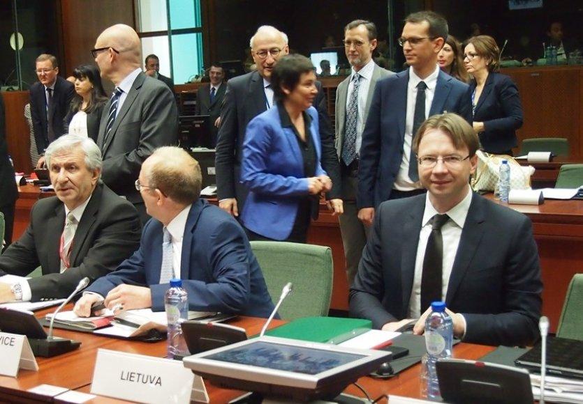Užsienio reikalų viceministras Rolandas Kriščiūnas