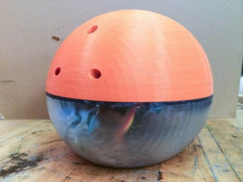 Robotas-kamuolys