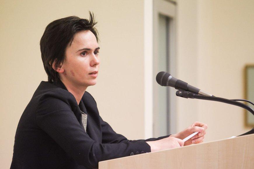 Inga Stanyte – Toločkienė