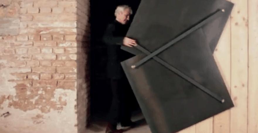 Neįprastos Klemenso Torgglerio durys