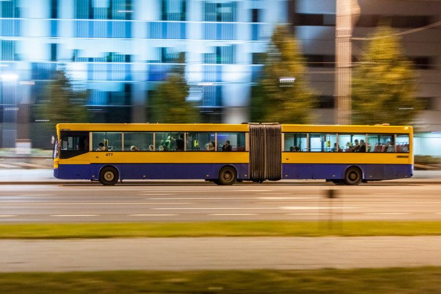 Naktinis autobusas