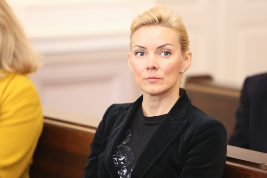 Vitalija Vonžutaitė
