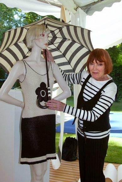 Mary Quant 2004 metais