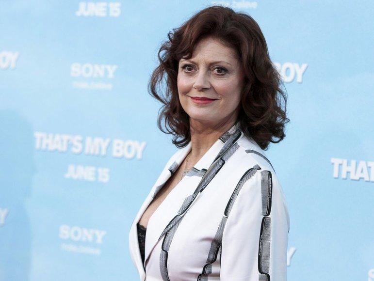 Aktorė Susan Sarandon